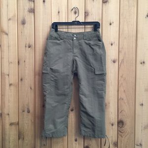 The North Face Nylon Hiking Cargo Pants